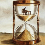 2009, Um Novo Tempo – 9 anos de século XXI (Minha autoria/madrugada de 23/12/08) Inspiração nos gestores de escolas públicas estaduais de B. Roxo)