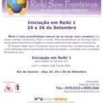 Reiki…Um novo tempo…Ações emocionalmente inteligentes…Estarei lá!