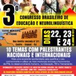3º Congresso Brasileiro de Educação e Neurolinguística
