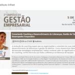 Coach Graça Santos,  palestra no 3º Simpósio de Gestão Empresarial