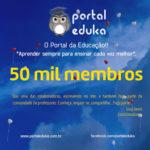 Portal Eduka, a mais nova parceria