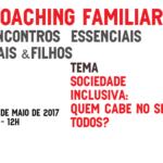 Jornada de Coaching Familiar: Encontros Essenciais Pais&Filhos