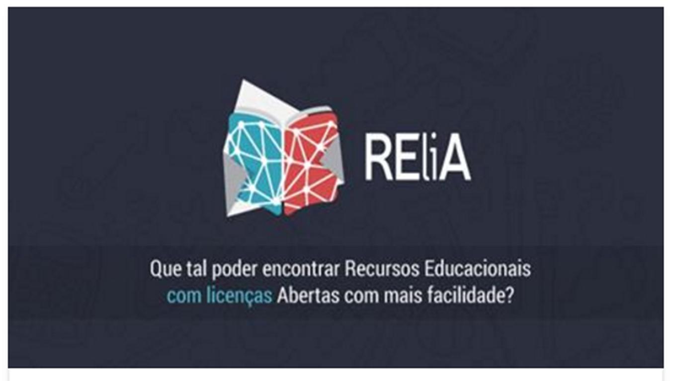Como participar da criação do REliA?