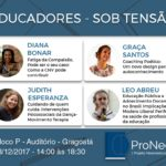 Coaching Educacional Orientando quem Orienta no I Workshop ProNed/UFF – Educadores Sob Tensão