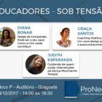 Coaching Educacional Orientando quem Orienta no I Workshop ProNed/UFF – Educadores Sob Tensão