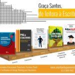 Graça Santos, de leitora à Escritora