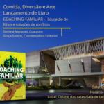 LANÇAMENTO/NOITE DE AUTÓGRAFOS DO LIVRO COACHING FAMILIAR NA CIDADE DAS ARTES (BARRA DA TIJUCA/RJ)