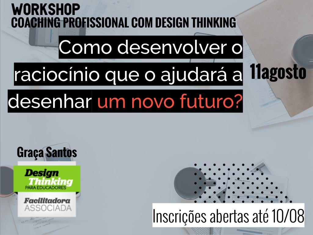 Workshop na Tijuca>> Como redesenhar sua carreira?
