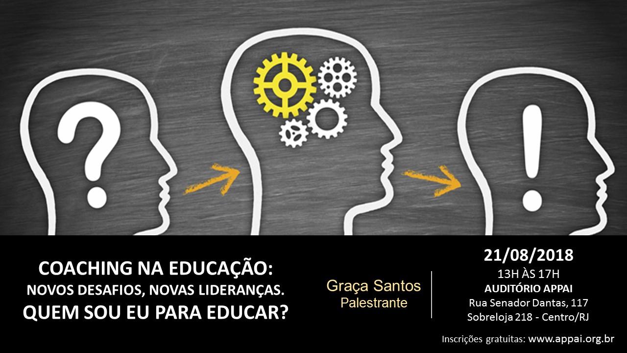Mais uma edição de Coaching na Educação na APPAI com Graça Santos