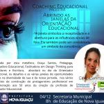 Abrindo as Janelas da OrientAÇÃO Educacional, por Graça Santos