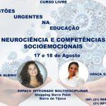 Curso Livre>>Neurociências e Competências Socioemocionais