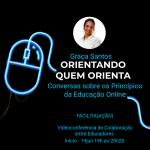 Conversas sobre os Princípios da Educação Online